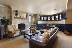 basement conversion living space