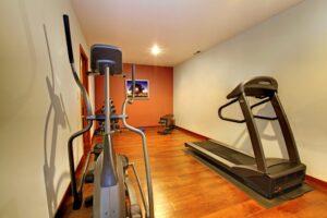 cellar conversion gym